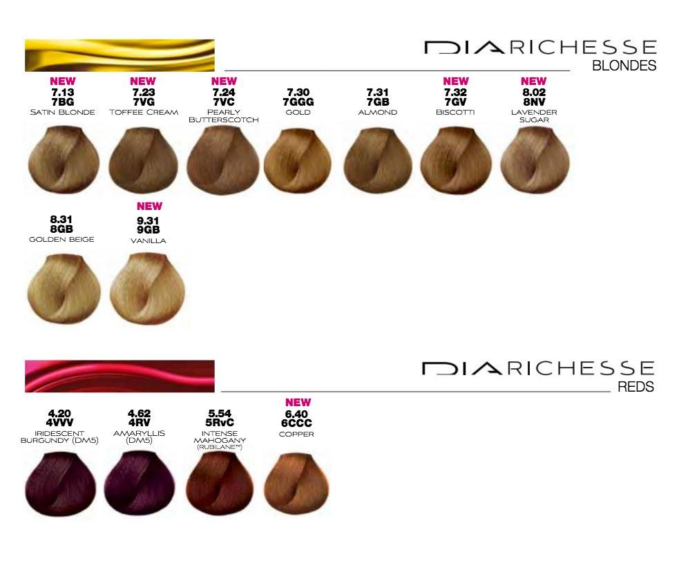 L Or 233 Al Dia Richesse Hair Colour Cream Hair Colour Dreams