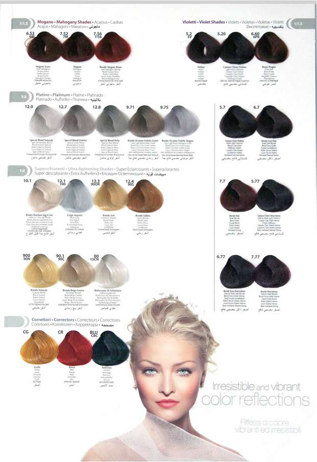 Kléral Magicolor Permanent Colour Hair Colour Dreams