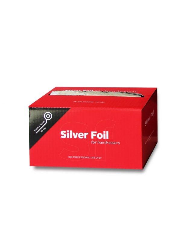 Silver Hair Foil 100m