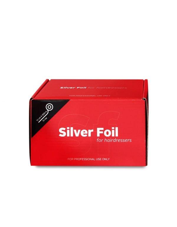 Silver Hair Foil 250m