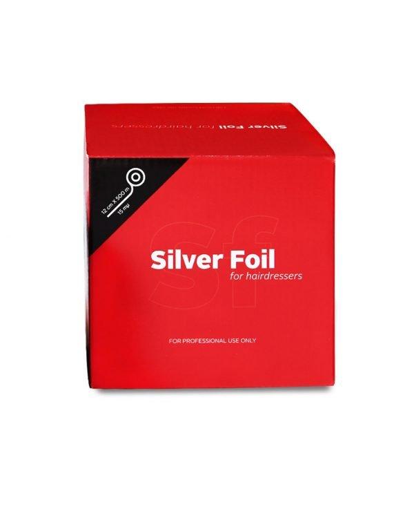 Silver Hair Foil 500m