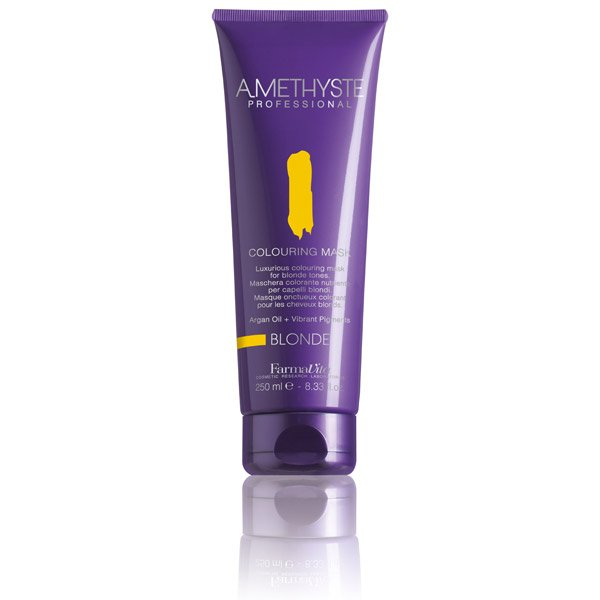 FarmaVita AMETHYSTE Colouring Mask | Blonde