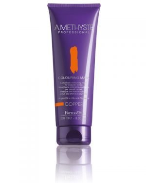 FarmaVita AMETHYSTE Colouring Mask | Copper