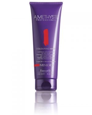 FarmaVita AMETHYSTE Colouring Mask | Intense Red