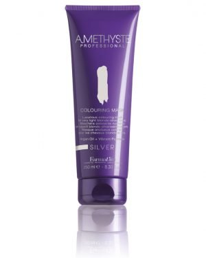 FarmaVita AMETHYSTE Colouring Mask | Silver
