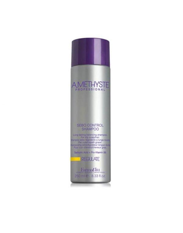 Farmavita Amethyste Regulate Sebo Shampoo