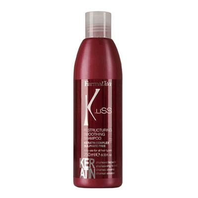 FarmaVita K.liss Restructuring Smoothing Keratin Shampoo