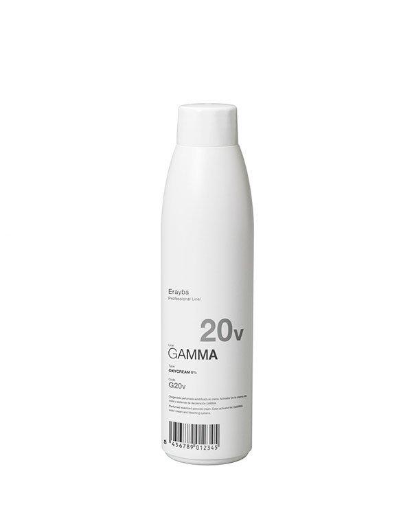 Erayba Gamma Oxycream G20v - 6%