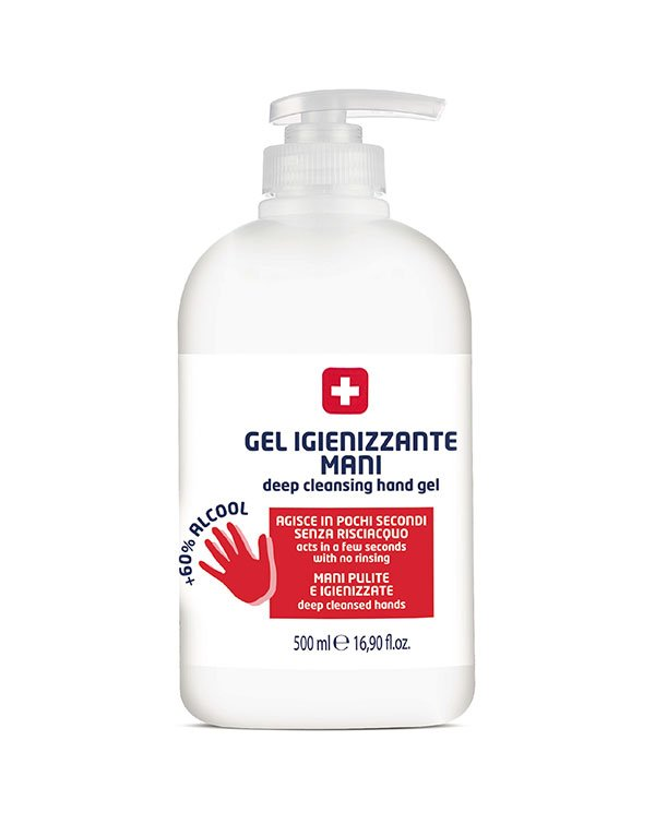 Hand Sanitizer Gel 500ml