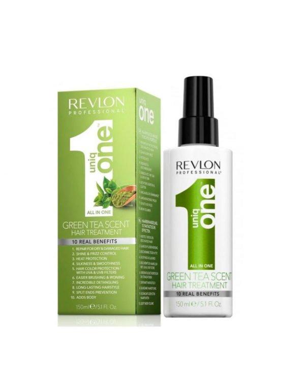 Revlon UNIQ ONE Green Tea all in one hair treatment