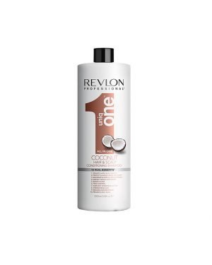 Revlon UNIQ ONE Coconut hair & scalp conditioning shampoo