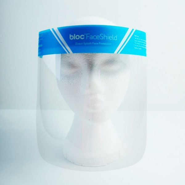 Bloc Face Shield